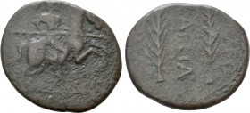 HISPANIA. Baetica. Laelia. As (Circa 2nd century AD)