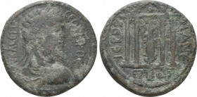 PONTUS. Comana. Septimius Severus (193-211). Ae. Dated year 172 (AD 205-6)