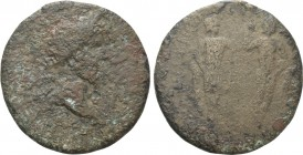 PONTUS. Neocaesarea. Lucius Verus (161-169). Ae. Dated year 98 (161/2)