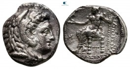 Kings of Macedon. Babylon. Philip III Arrhidaeus 323-317 BC. In the types of Alexander III the Great. Hemidrachm AR