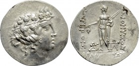 THRACE. Maroneia. Tetradrachm (Late 2nd-mid 1st centuries BC).