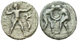 Tarsus, Mazaios, 361-334. Stater circa 361-344, AR  Condition: Very Fine    Weight: 8,8 gr Diameter: 22 mm