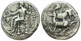 Tarsus, Mazaios, 361-334. Stater circa 361-344, AR  Condition: Very Fine    Weight: 10,2 gr Diameter: 23 mm
