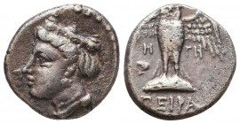 Sinope , Paphlagonia. AR Drachm , c. 410-350 BC. Condition: Very Fine    Weight: 5,4 gr Diameter: 18 mm