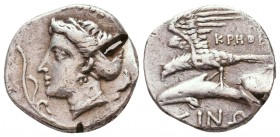 Sinope , Paphlagonia. AR Drachm , c. 410-350 BC. Condition: Very Fine    Weight: 5,8 gr Diameter: 19 mm