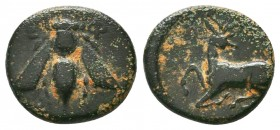 Ephesos Ae, c. 202-150 BC Condition: Very Fine    Weight: 2 gr Diameter: 13 mm