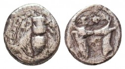 Ephesos AR Obol, c. 202-150 BC Condition: Very Fine    Weight: 0,8 gr Diameter: 10 mm