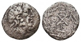 Greek Coins , Ar Silver Condition: Very Fine    Weight: 2.0 gr Diameter: 13 mm