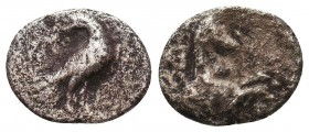 Greek Coins , Ar Silver Condition: Very Fine    Weight: 1.2 gr Diameter: 12 mm