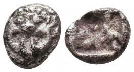 MACEDON. Neapolis. Obol (Circa 500-480 BC).