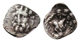 Greek AR Silver Obol, Ca. 350-300 BC. Cilicia Isaura Palaia. Obol 333/222 BC.