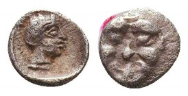 Greek AR Silver Obol, Ca. 350-300 BC.  Condition: Very Fine    Weight: 0,1 gr Diameter: 6 mm