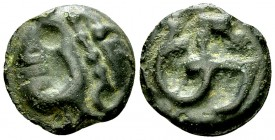 Aedui AE cast potin 