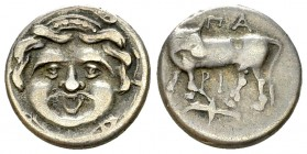 Parion AR Tetrobol, c. 350-300 BC 