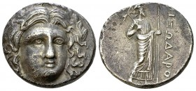 Pixodaros AR Didrachm 
