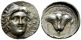 Rhodos AR Tetradrachm, c. 230-205 BC 