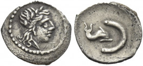 Greek Coins. Uncertain mint in Spain. 