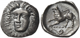 Greek Coins. Phistelia. 