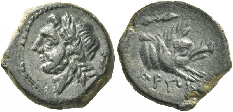 Greek Coins. Apulia, Arpi. 