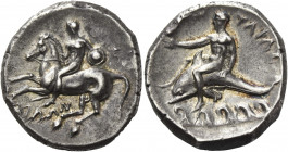 Greek Coins. Calabria, Tarentum. 