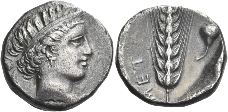 Greek Coins. Metapontum. 