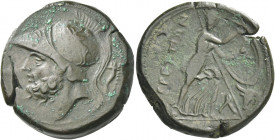 Greek Coins. Bruttium, Brettii. 