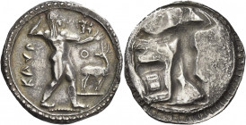Greek Coins. Caulonia. 