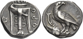 Greek Coins. Croton. 