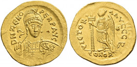 The Ostrogoths. Theoderic, 493-526. 
