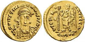 The Ostrogoths. Athalaric, Theodahad and Witigis, 526-540. 