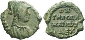 The Ostrogoths. Theodahad, 534-536. 