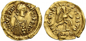 The Ostrogoths. The Visigoths. 