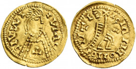 The Ostrogoths. Leovigild, 572-586. 