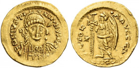 The Ostrogoths. The Franks, Theodebert I, 534 – 548. 