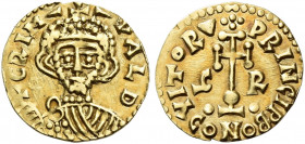 The Ostrogoths. The Duchy of Beneventum, Grimoald III, 788-806. 