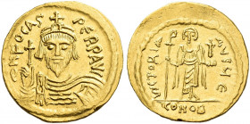 The Byzantine Empire. Phocas, 23 November 602 – 5 October 610. 