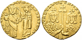 The Byzantine Empire. Constantine VII Porphyrogenitus and colleagues, 913-959. 