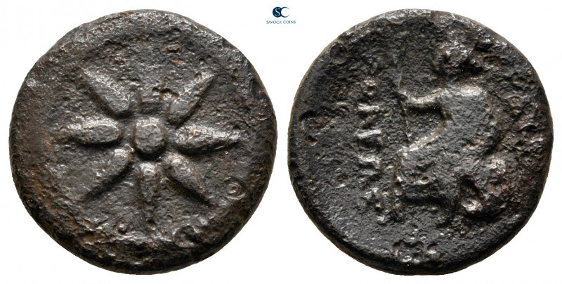 Macedon. Uranopolis circa 300-290 BC. 