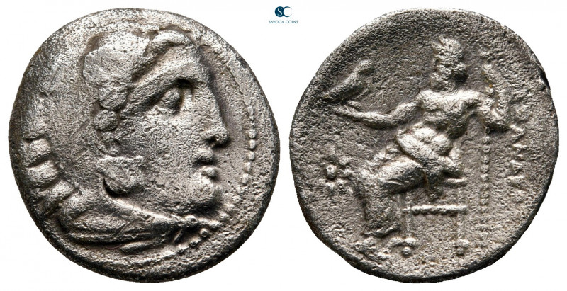 Kings of Macedon. Kolophon. Philip III Arrhidaeus 323-317 BC. In the name and ty...