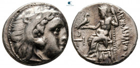 Kings of Macedon. Kolophon. Antigonos I Monophthalmos 320-301 BC. In the name and types of Alexander the Great. Drachm AR