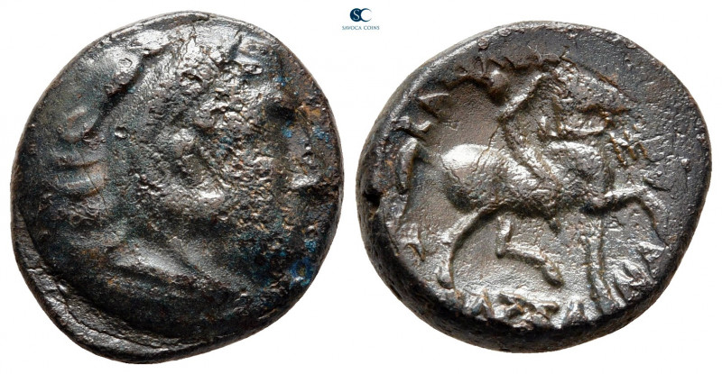 Kings of Macedon. Uncertain mint. Kassander 306-297 BC. 