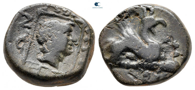 Thrace. Abdera circa 311-280 BC. 