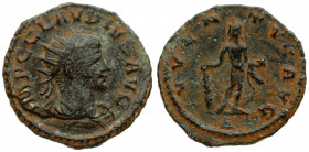 Roman Empire 1 Antoninianus Claudius II. Gothicus 268-270Antoninianus 268-270. Antiochia. Radiate draped and cuirassed bust right IMP C CLAVDIVS AVG /...