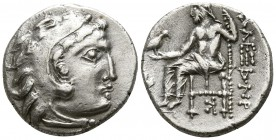 Eastern Europe. Imitations of Alexander III and his successors circa 300-200 BC. Drachm AR