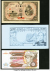 Cuba, Ethiopia, Japan and More Group Lot of 5 Examples Good-Crisp Uncirculated.   HID09801242017  © 2020 Heritage Auctions | All Rights Reserved