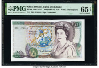 Great Britain Bank of England 20 Pounds ND (1984-88) Pick 380d PMG Gem Uncirculated 65 EPQ.   HID09801242017  © 2020 Heritage Auctions | All Rights Re...