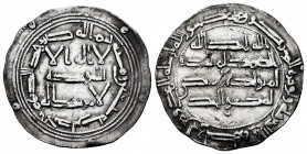 Independent Emirate. Abd Al-Rahman I. Dirham. 170 H. Al-Andalus. (Vives-68). Ag. 2,59 g. Choice VF. Est...65,00. 