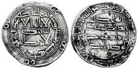 Independent Emirate. Hisham I. Dirham. 179 H. Al-Andalus. (Vives-79). (Miles-70). Ag. 2,41 g. Stains on reverse. Choice VF. Est...50,00. 