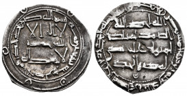 Independent Emirate. Al Hakam I. Dirham. 190 H. Al-Andalus. (Vives-88). (Miles-81). Ag. 2,42 g. VF. Est...50,00. 