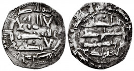 Independent Emirate. Al-Hakam I. Dirham. 201 H. Al-Andalus. (Vives-109). (Miles-92). Ag. 1,94 g. VF/Almost VF. Est...35,00. 